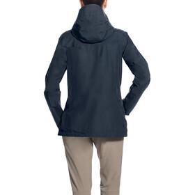 VAUDE Escape Pro II Jacket Women eclipse